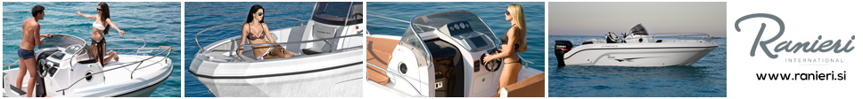Ranieri Boats SLO