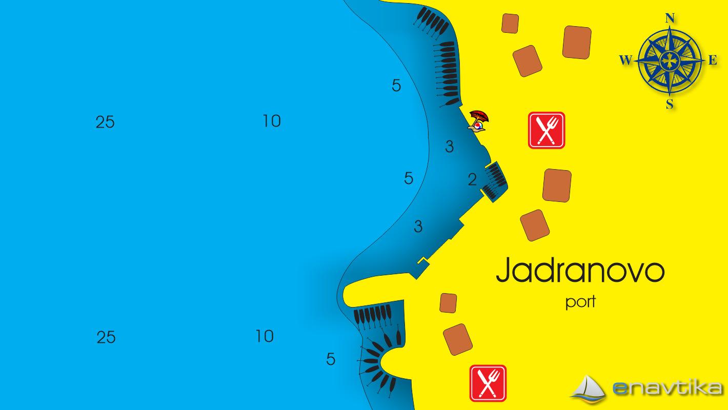 Slika Jadranovo 2
