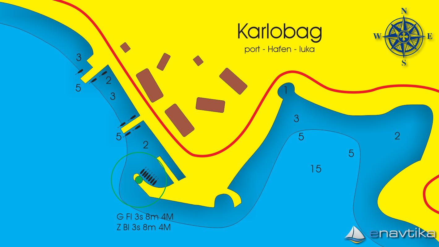 Slika Karlobag 2