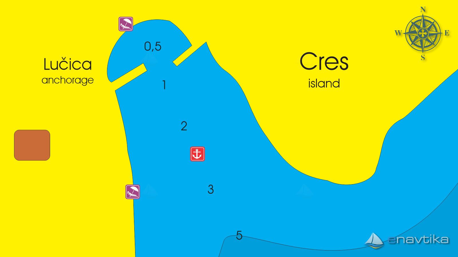 Slika Lučica-Cres 2