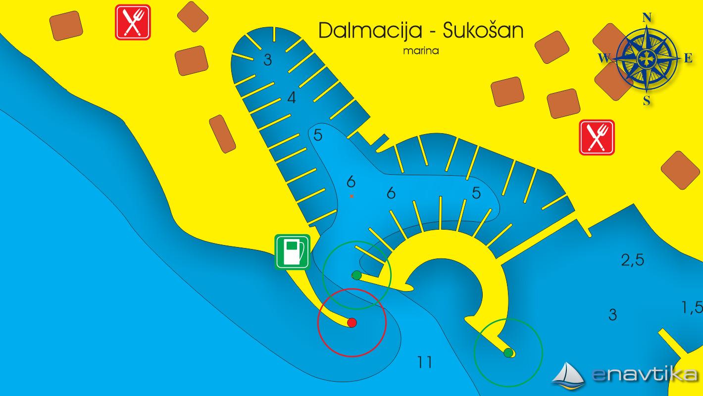 Slika Dalmacija Sukošan 2
