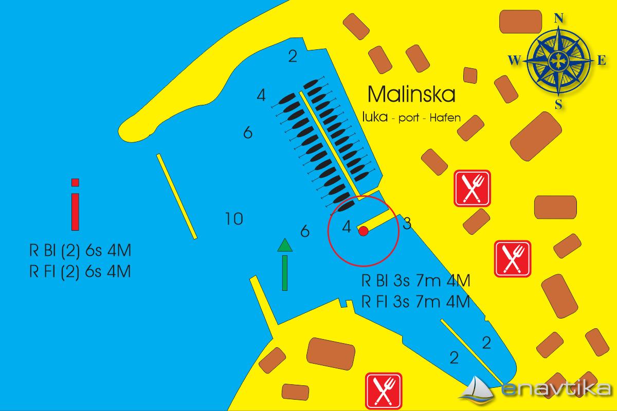 Slika Malinska 2