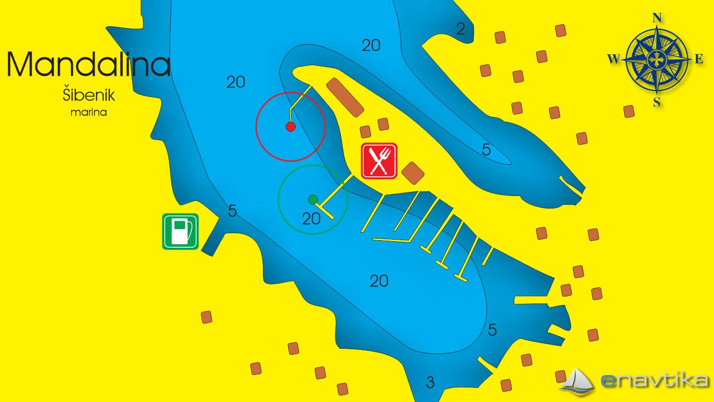 Slika Mandalina 2