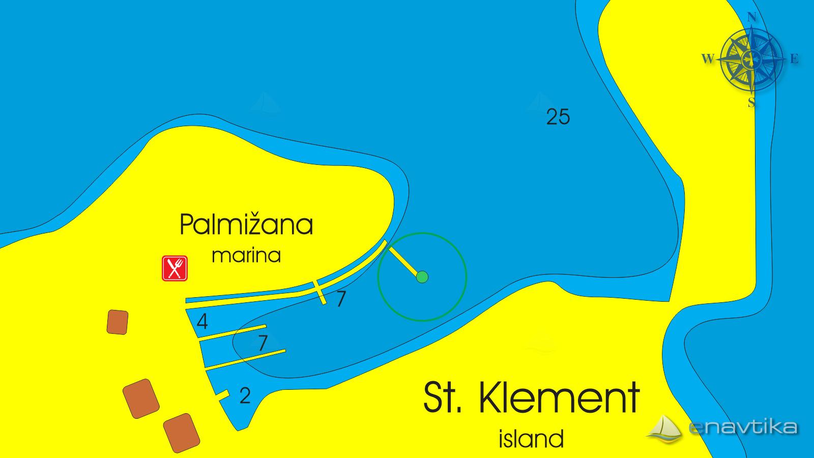 Slika Palmižana 2