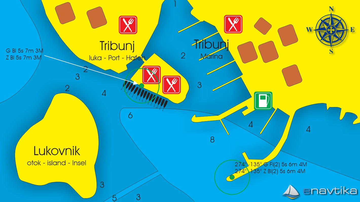 Slika Tribunj 2