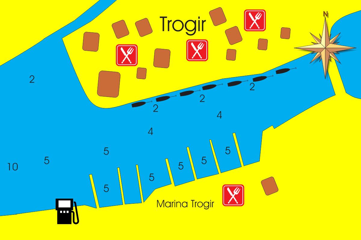 Slika Trogir 2