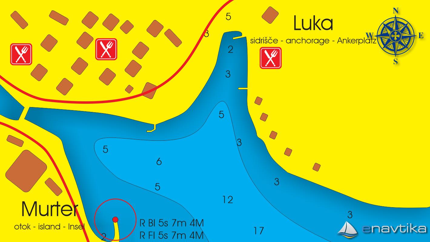 Slika Luka Tisno 2
