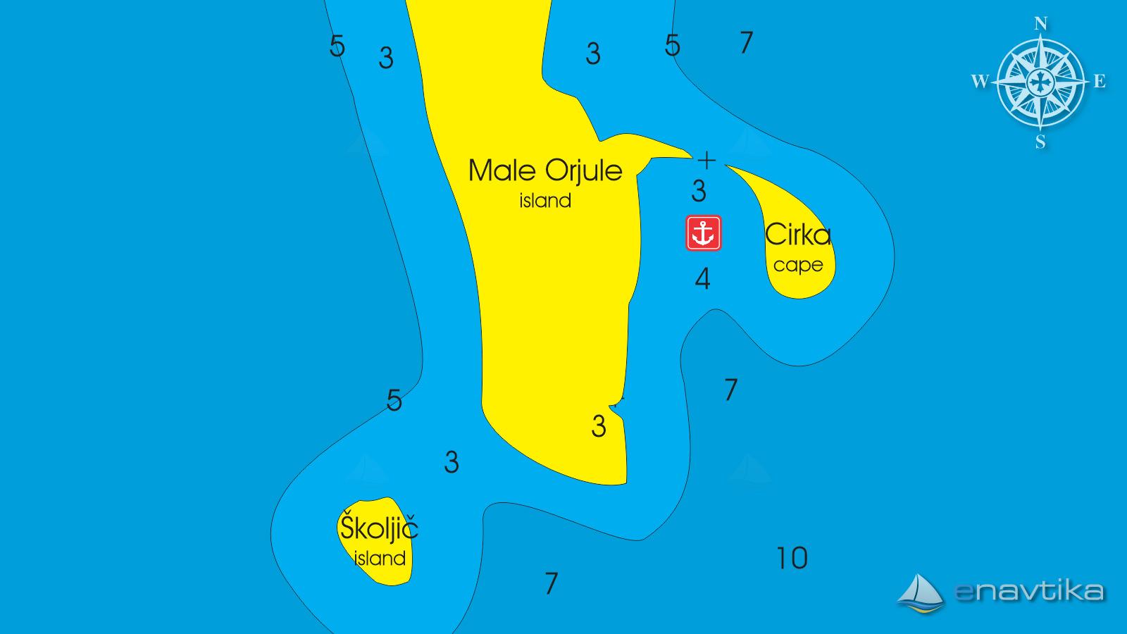 Slika Male Orjule 2