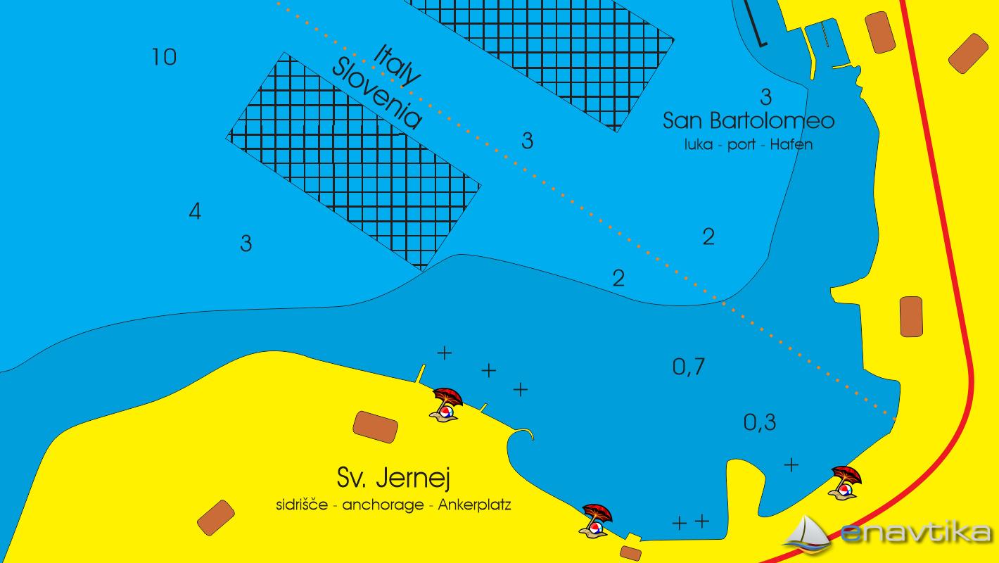 Slika Sv. Jernej 2