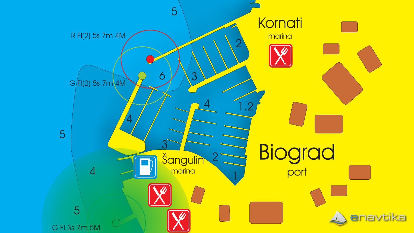 Slika Biograd E3185 2
