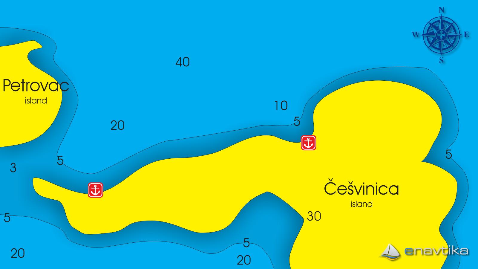 Slika Češvinica North 2