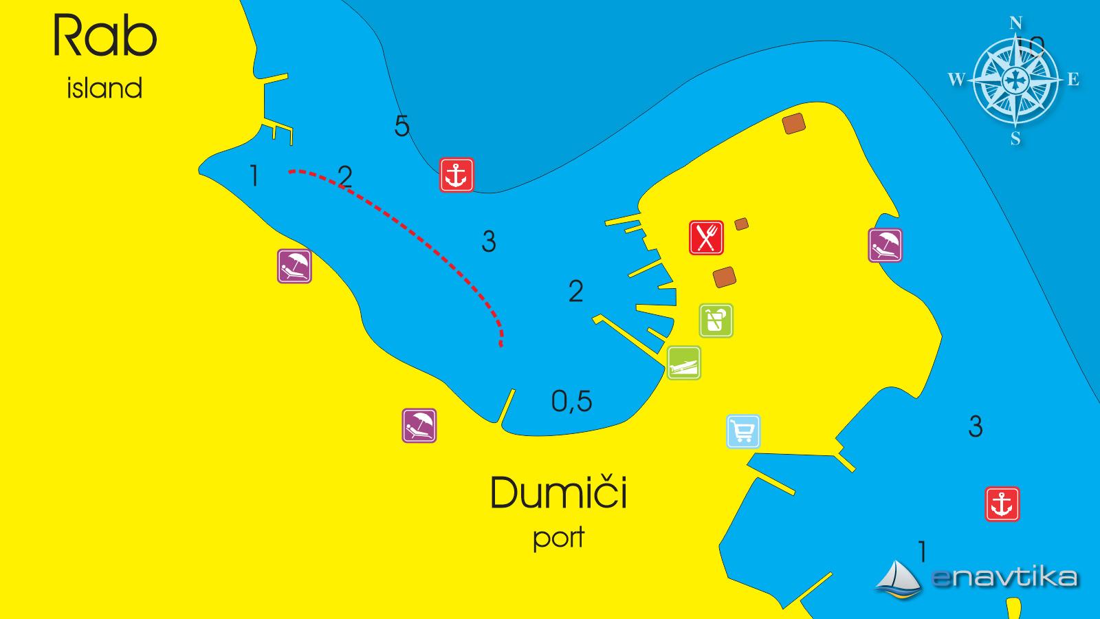 Slika Dumiči 2