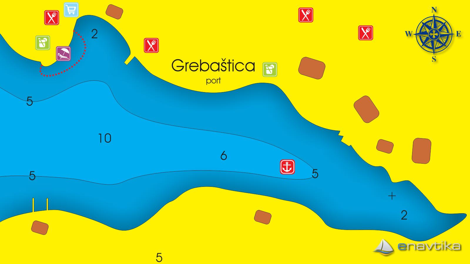 Slika Grebaštica 2