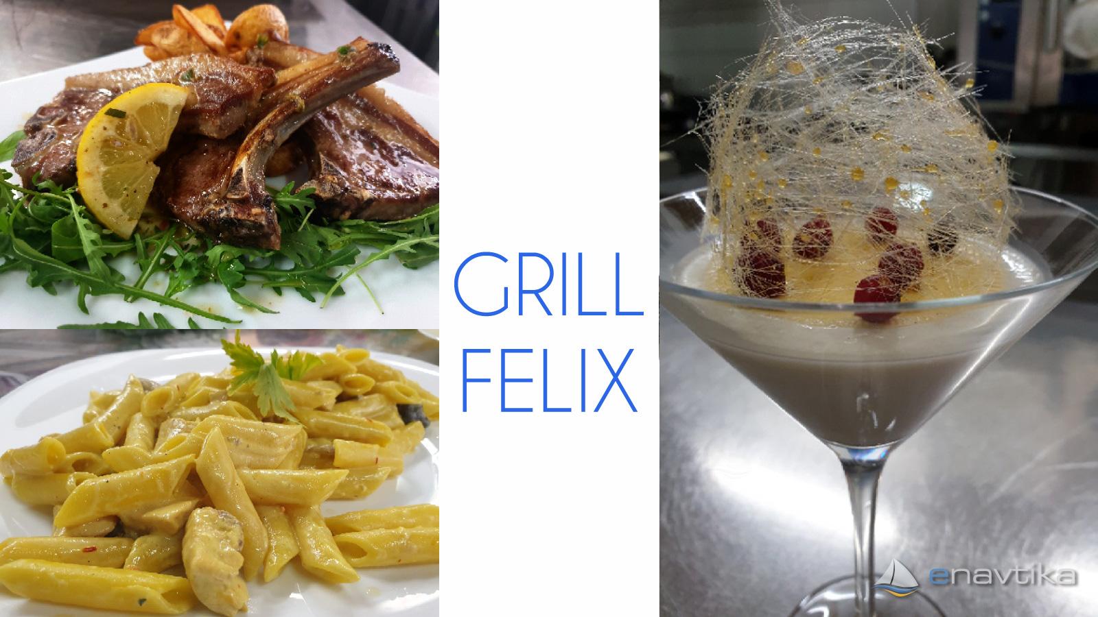Slika Grill Felix 4