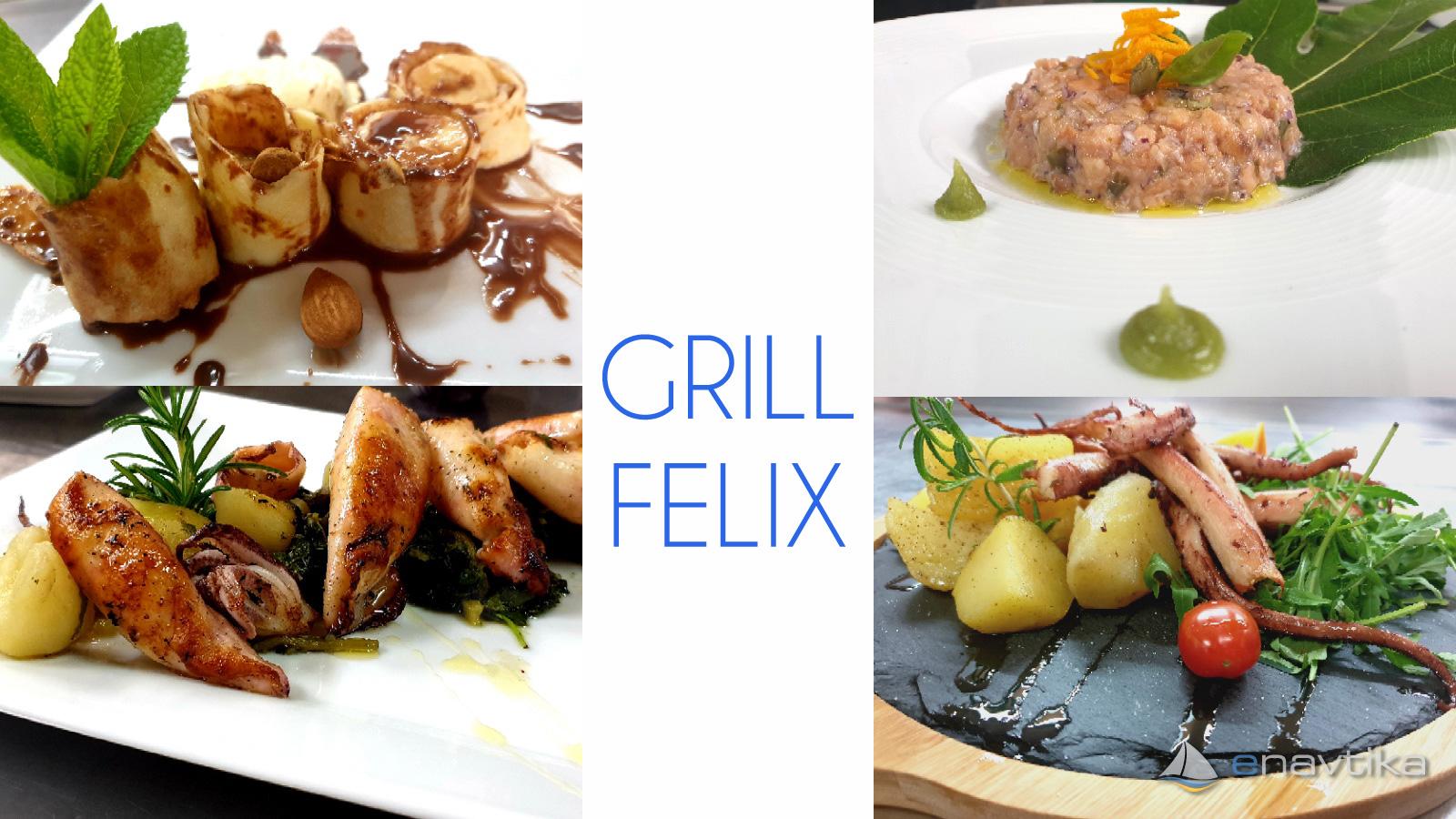 Slika Grill Felix 5