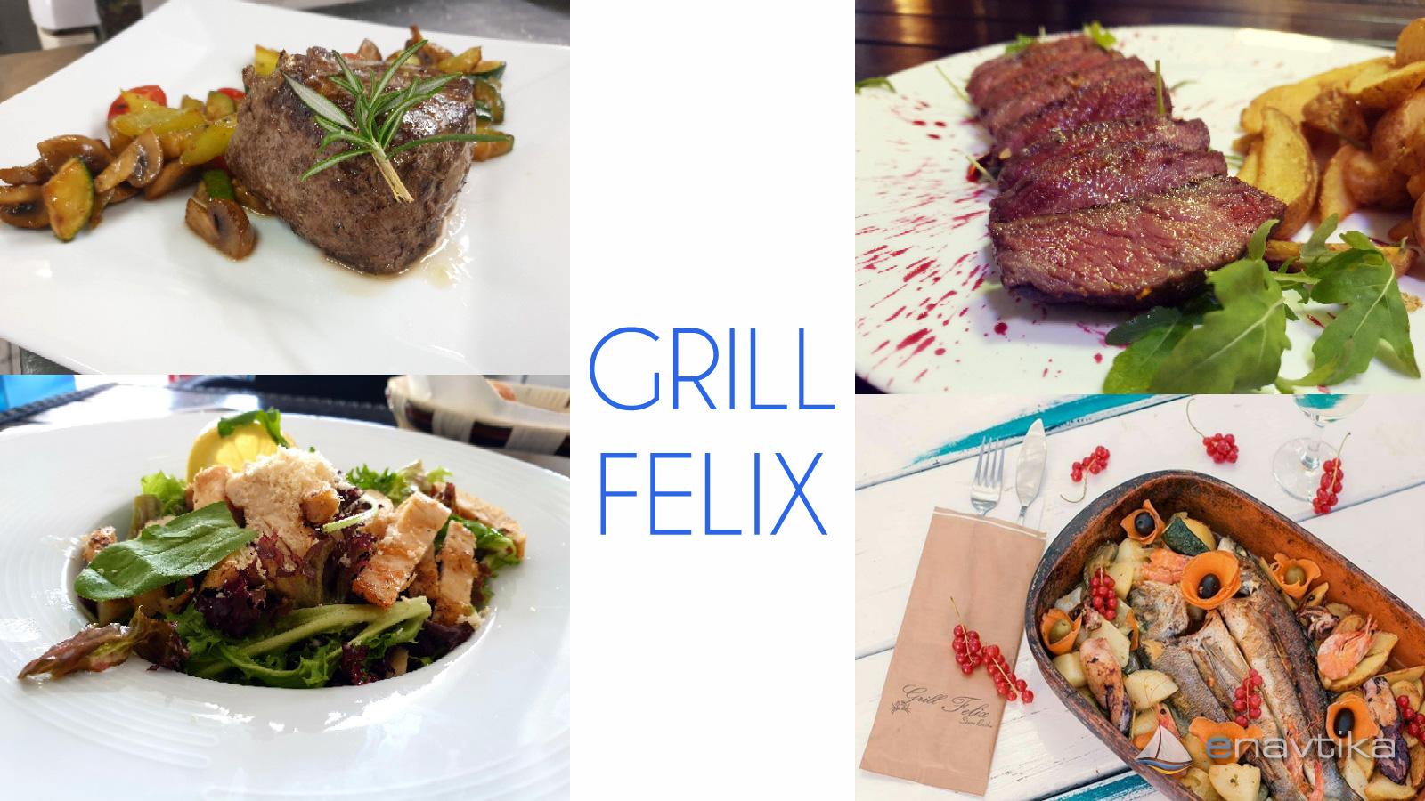 Slika Grill Felix 6