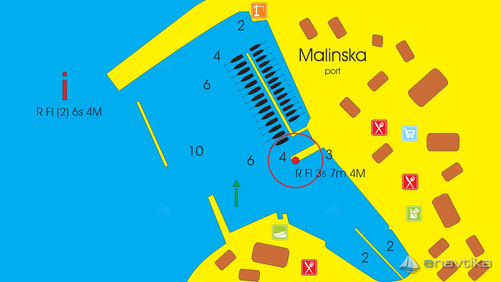 Slika Malinska E2868 2