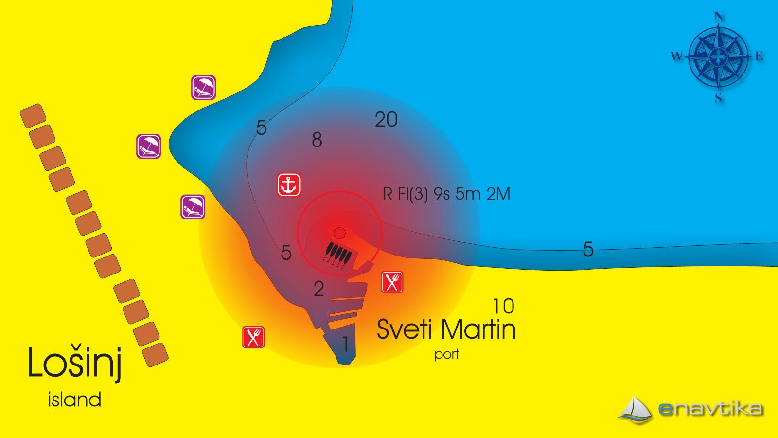 Slika Sveti Martin E3014 2