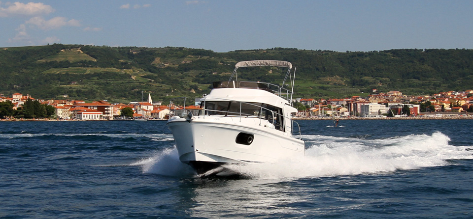 Test: Beneteau Swift Trawler 30