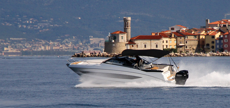 Beneteau Flyer 10, test