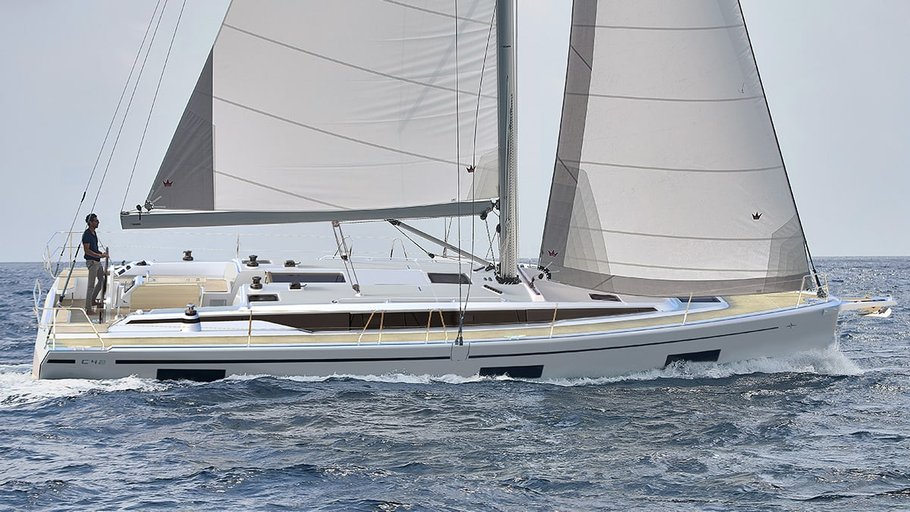 The world premiere of the BAVARIA C42