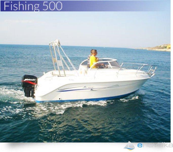 ITALMAR FISHING 500