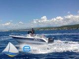 Sukošan--oddamo fisherman Marino Gabry 550+Suzuki 90