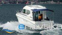 Biograd--Oddamo barko Merry fisher 805