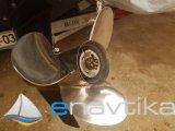 Suzuki inox propeler