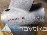 Mercury original  inox propeler