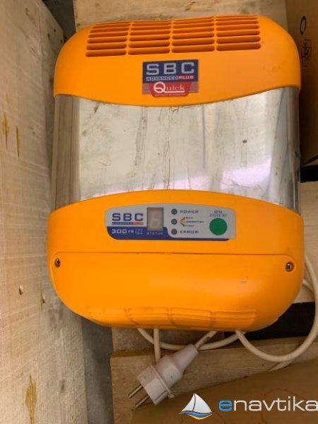Pametni polnilec akumulatorjev 12V 2x25A