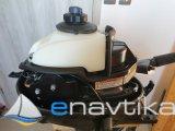 Yamaha F2,5 - kot nov