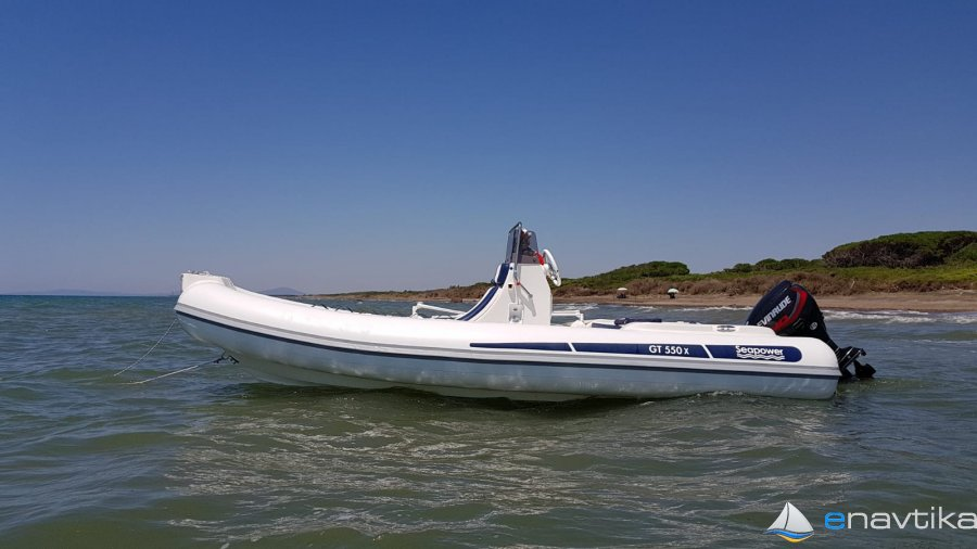 GUMENJAK SEAPOWER 550X