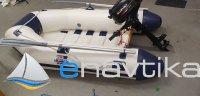 Prodam bay boat z motorjem